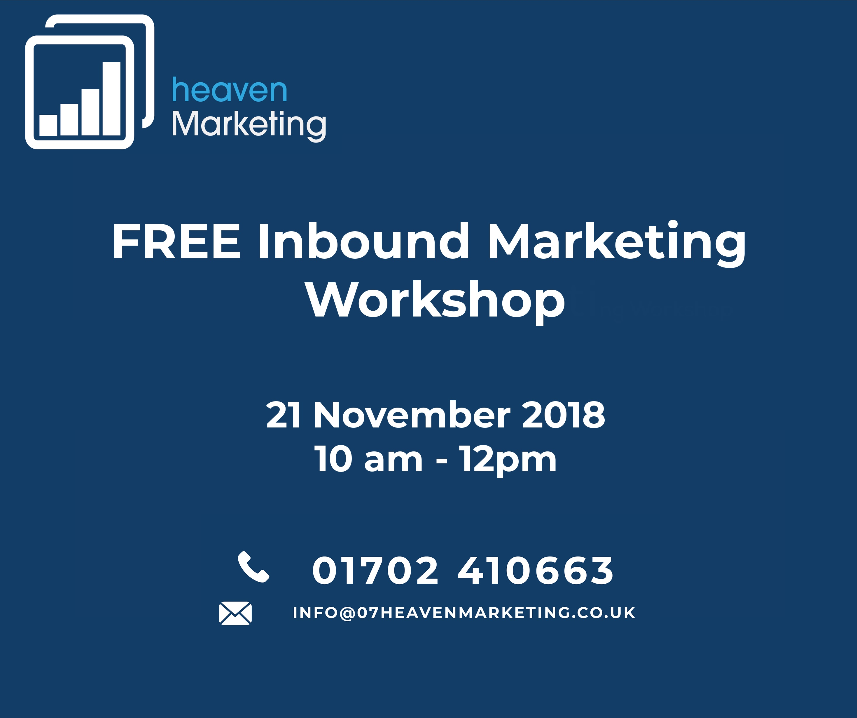 inbound marketing workshop graphic